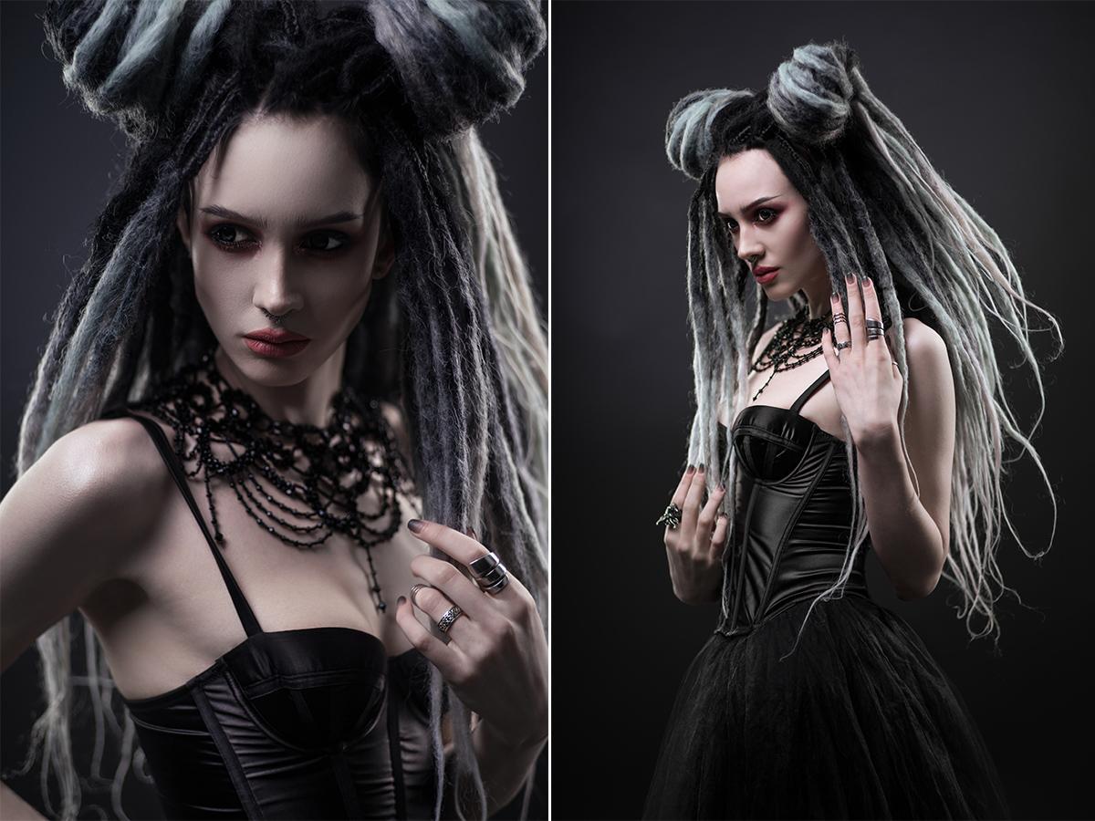 Makijaż czarownicy inspiracje