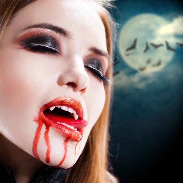 Makijaż i charakteryzacja na Halloween - inspiracje