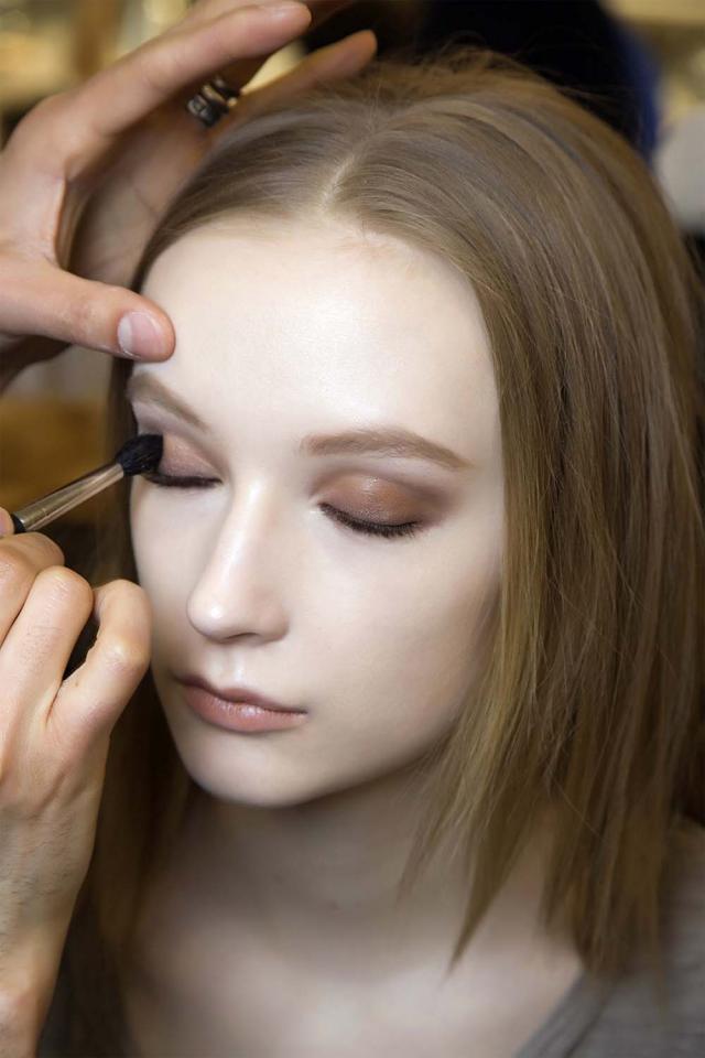 Chloe, makijaż, 2012, karnawał, zima, trendy, sylwester