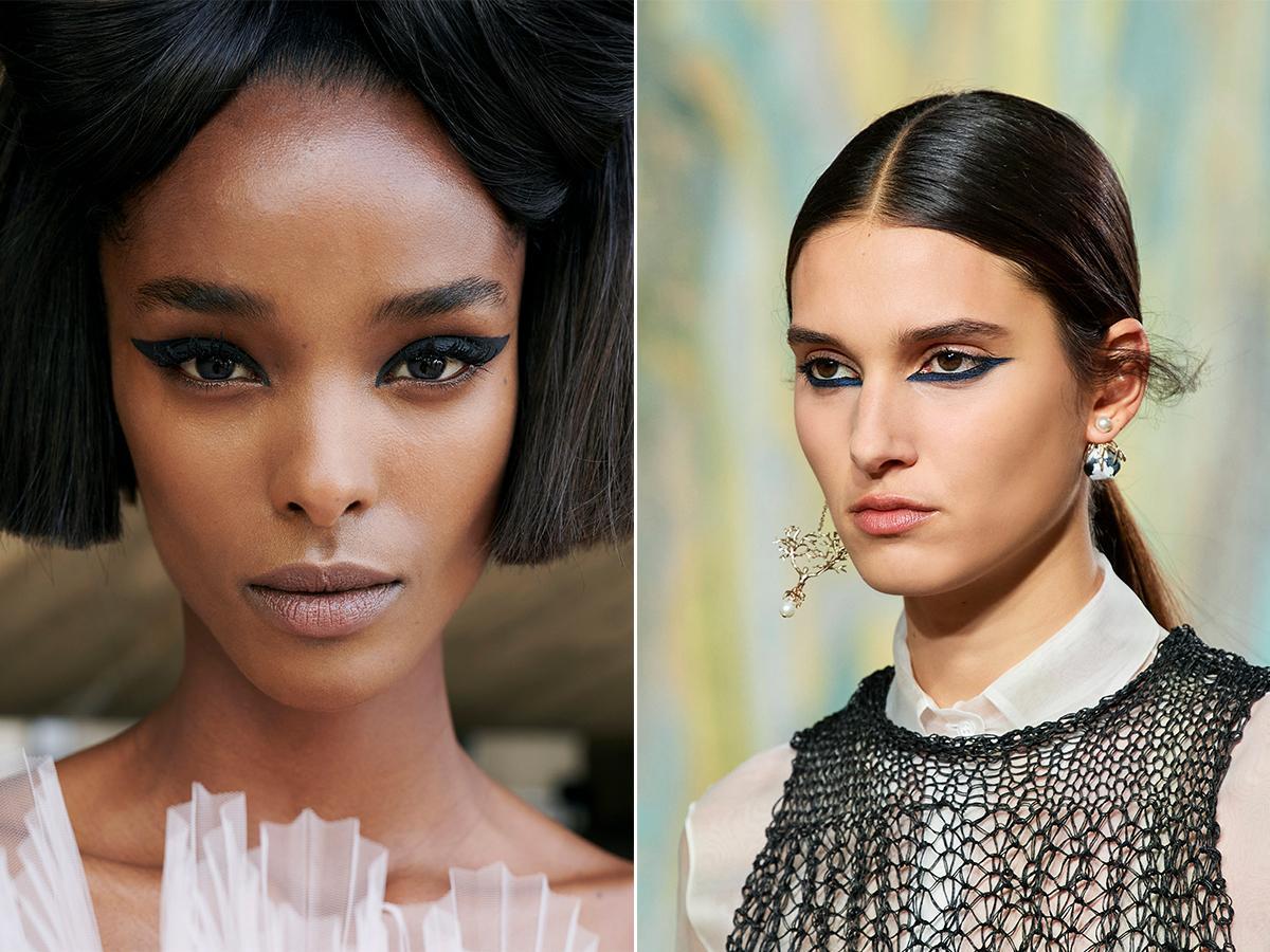 kreska makijaż jesień zima 2021 2022