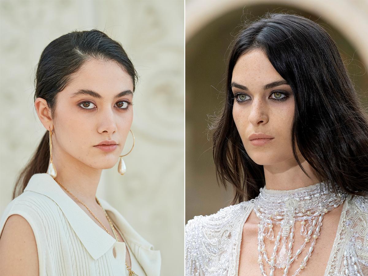 makijaż oczu jesień zima 2021 2022
