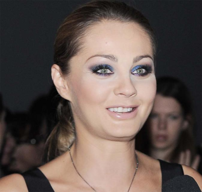 makijaż Małgorzaty Sochy na pokazie Deni Cler