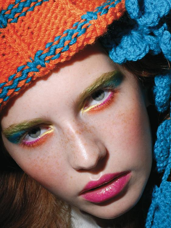 Makijaż na jesień - inspiracje