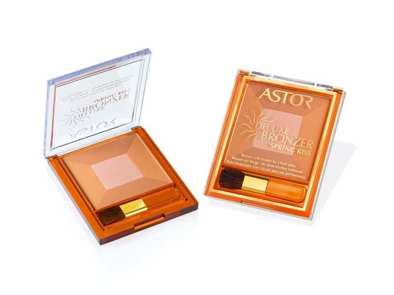 Astor, trendy, makijaż, lato 2010