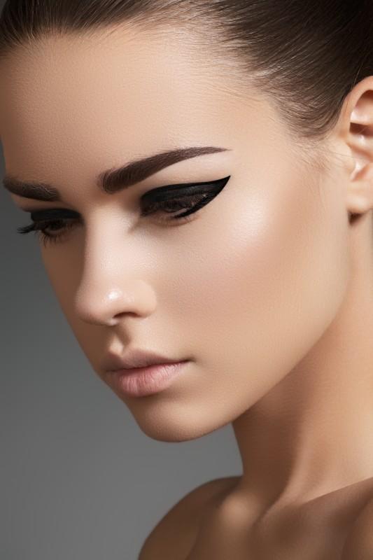 Makijaż na wigilię i święta