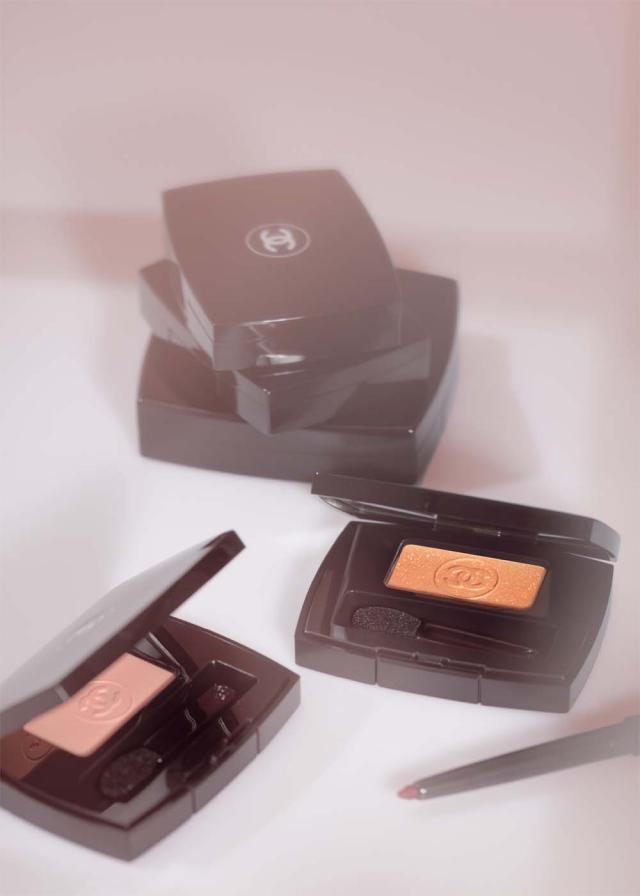 makijaż na wiosnę 2012, Chanel Harmonie de Printemps