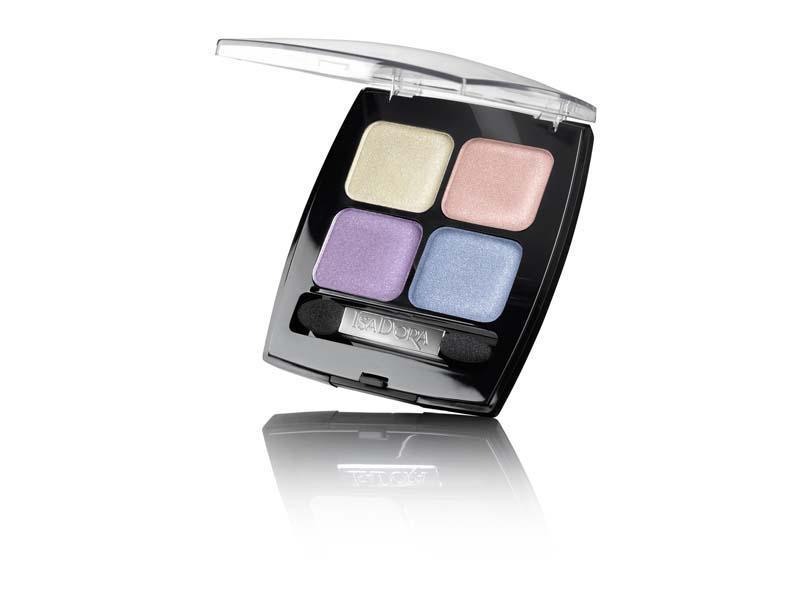 Isadora Pearls of Passion, makijaż na wiosnę 2012, trendy makijaż 2012