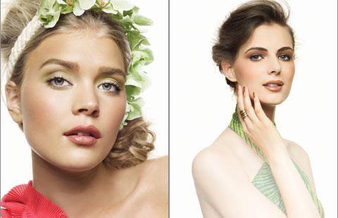 Makijaż na wiosnę i lato