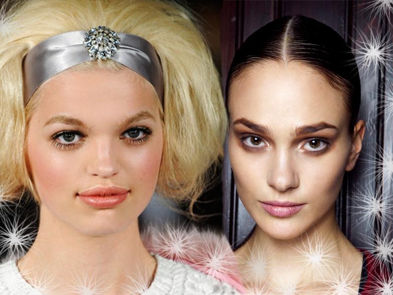 Makijaż na zimę 2013 - trendy