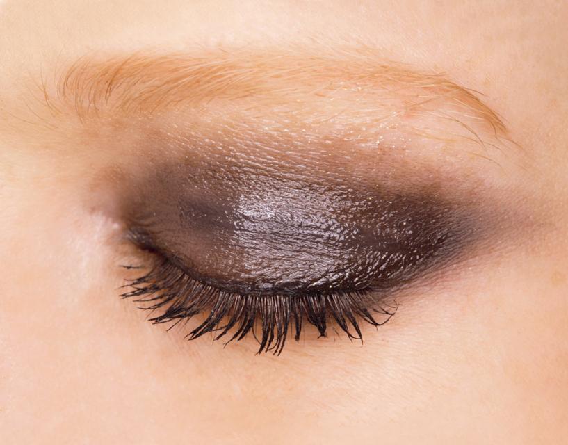 Makijaż Oczy W Kolorze Kawy Twarz I Makijaż Zdjęcie 1 Polkipl