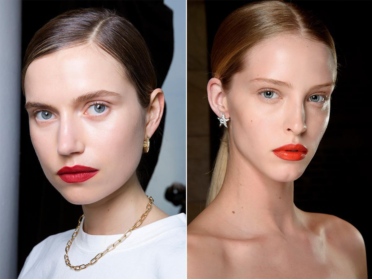 makijaż na ślub 2021 usta