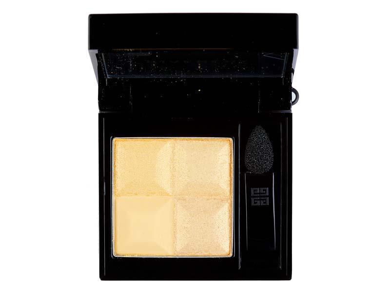 złoty makijaż, luksusowy look, trendy, na sylwestra