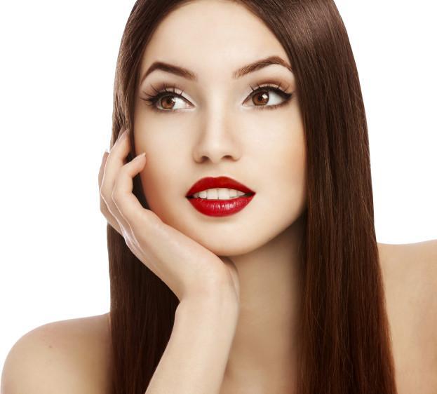 Makijaż w stylu retro