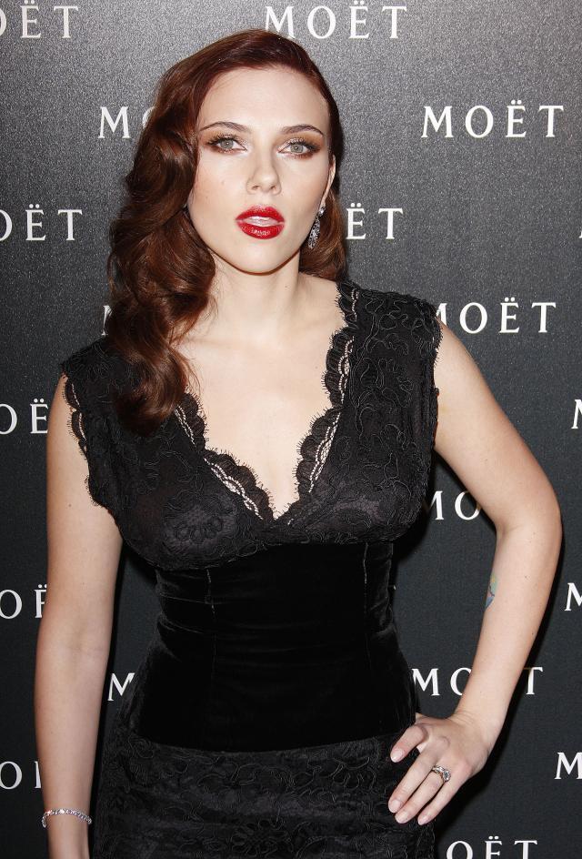 Makijaż W Stylu Scarlett Johansson Trendy Sezonu Polkipl