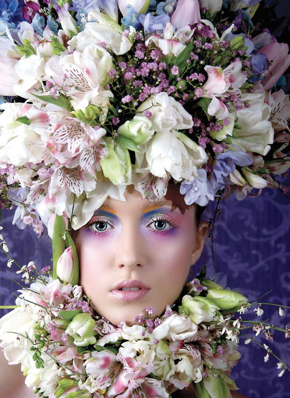 Makijaż wiosenno-letni w kolorze (foto!)