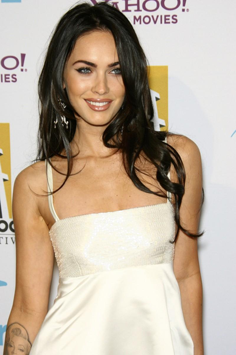 Klasyczny Makijaż Oczu Megan Fox Makijaże Gwiazd Hollywood