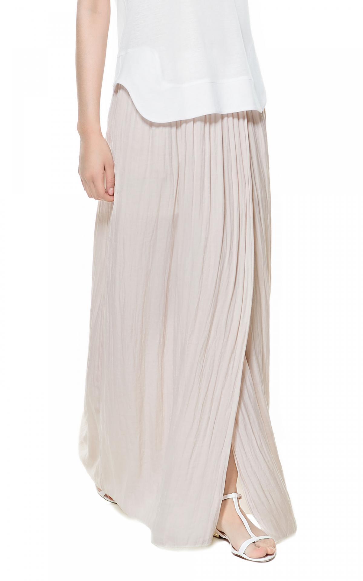 Maksymalnie modne - maksymalnie długie spódnice