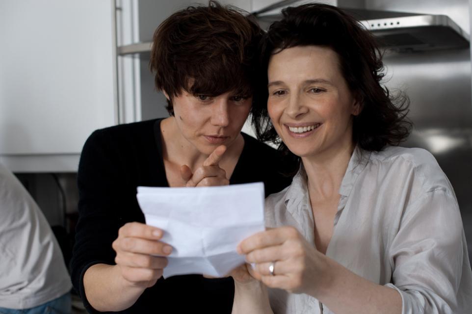Małgorzata Szumowska kręci z Juliette Binoche