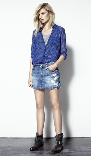 Mango - lookbook na lato 2013