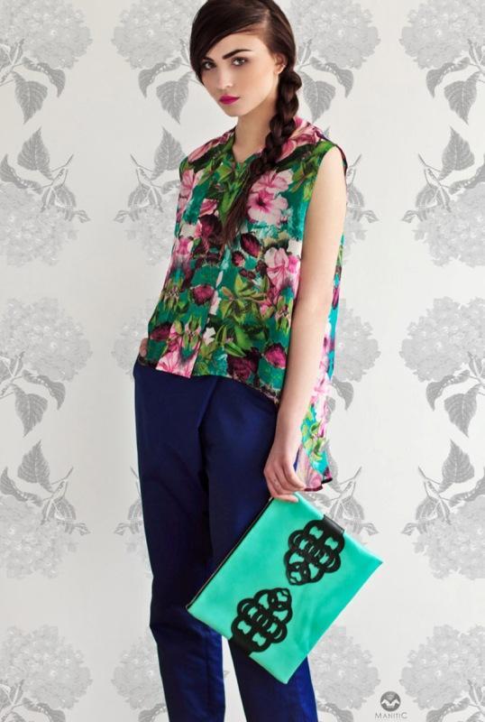 Manitic - kolekcja wiosna/lato 2013