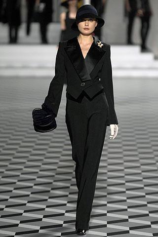 Marc Jacobs READY-TO-WEAR - jesień 2007 - zdjęcie