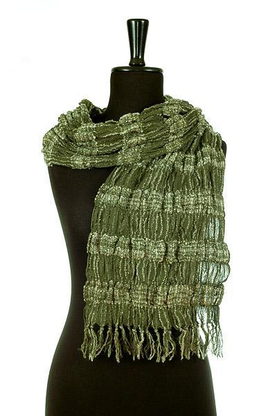 Marengo Fashion - szaliki jesienne - zdjęcie