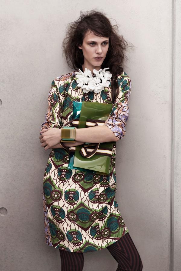 Marni for H&M, lookbook