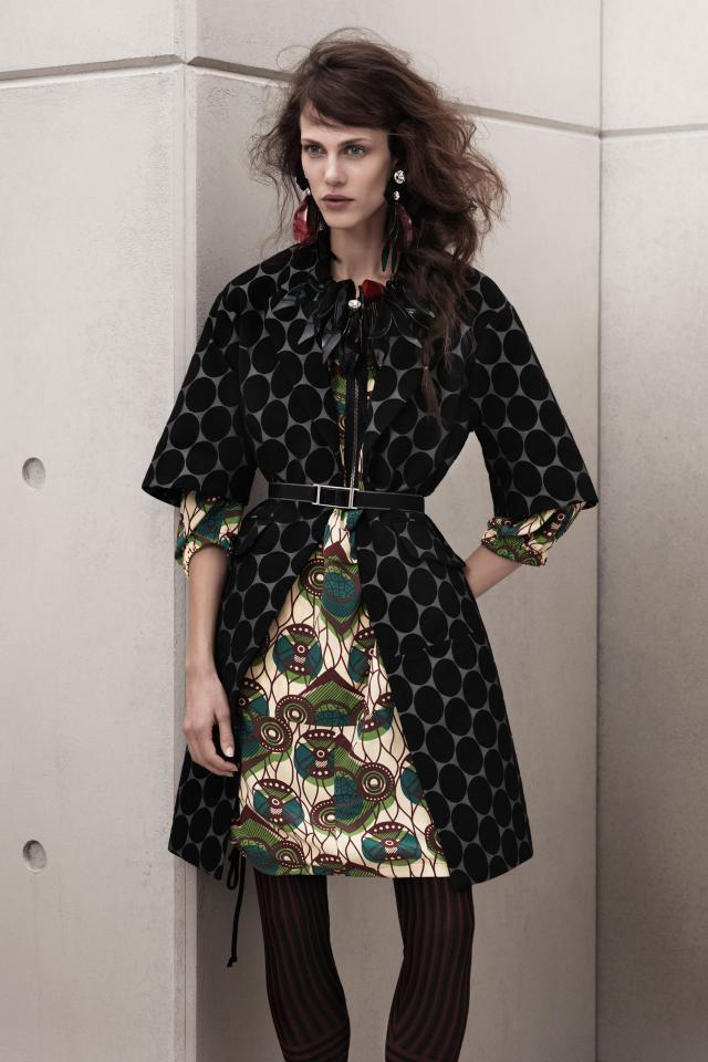 Marni for H&M, lookbook
