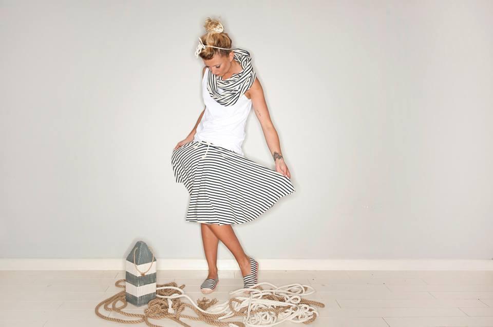 Marynarska kolekcja Flawless lato 2014