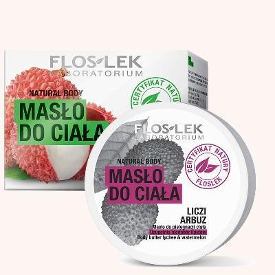 Masła do ciała FlosLek - naturalna pielęgnacja