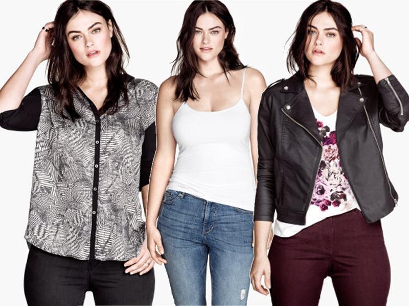 609bfb2b9d H M+ - modne ubrania dla puszystych - moda dla puszystych - Trendy ...