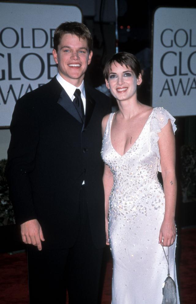 Matt Damon, Winona Ryder