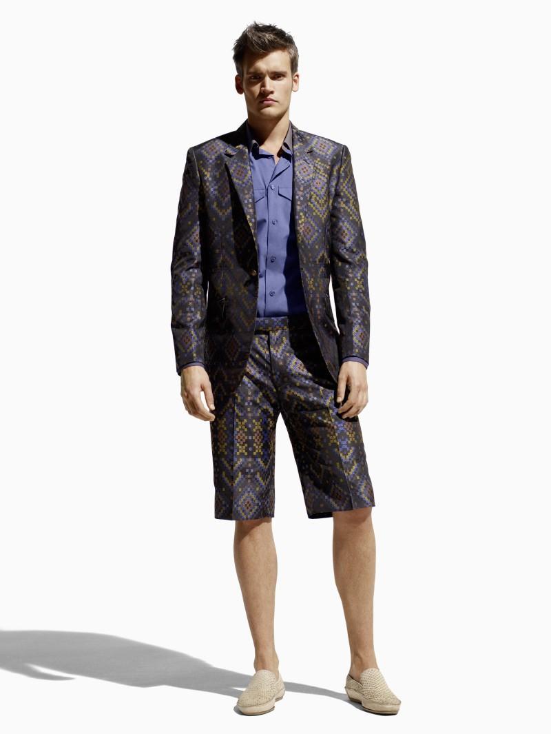 Matthew Williamson dla H&M - kolekcja męska na lato 2009 - Zdjęcie 9