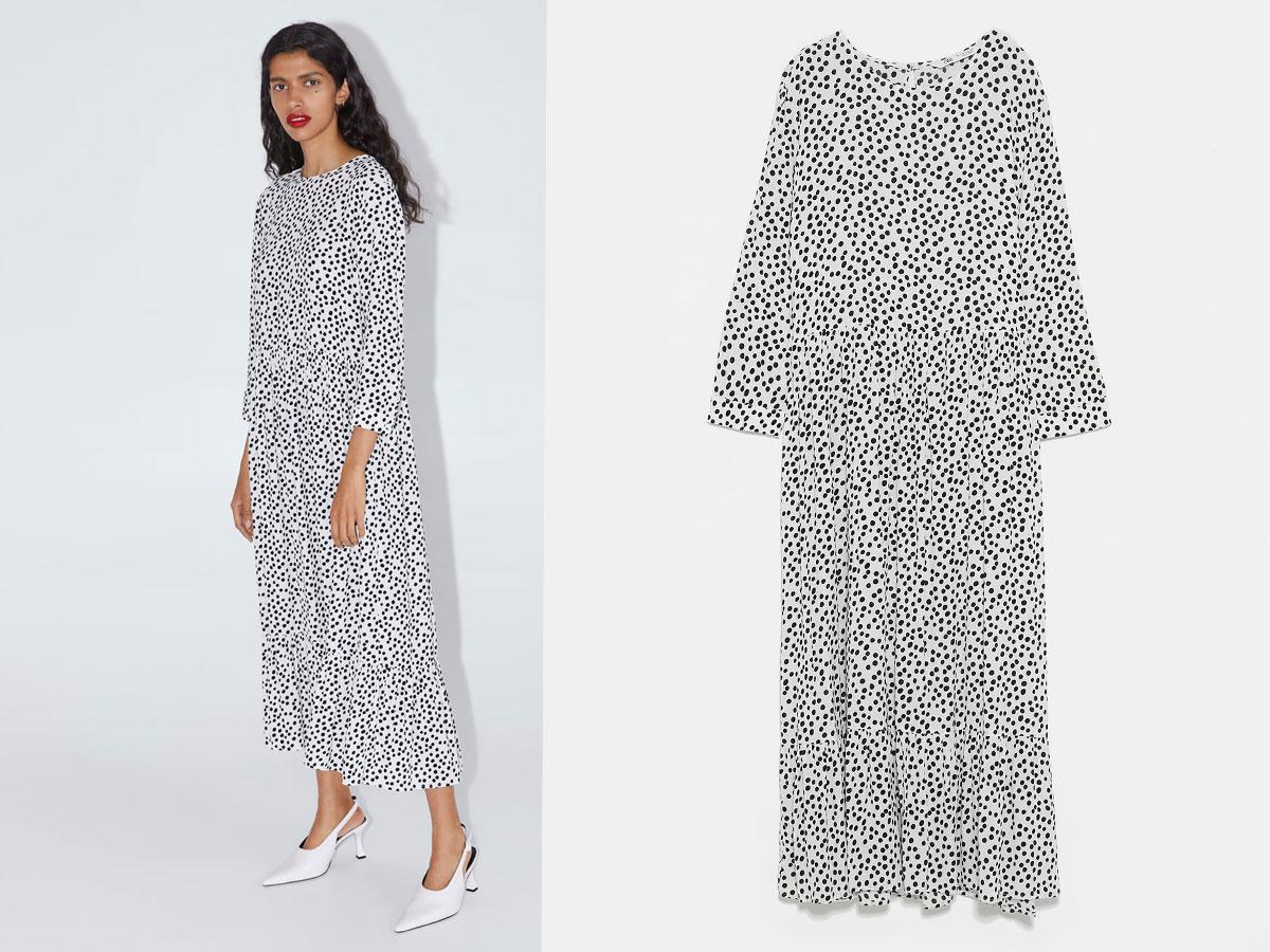 Sukienki z Zary na lato 2019 3 najładniejsze modele sezonu