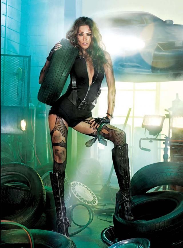 Maybelline, kalendarz 2012, trendy, makijaż