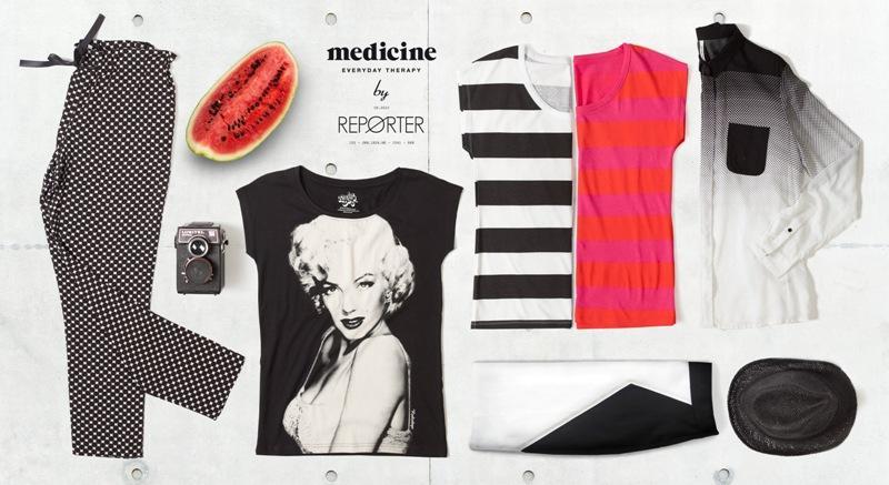 Medicine by Reporter - wiosna/lato 2013
