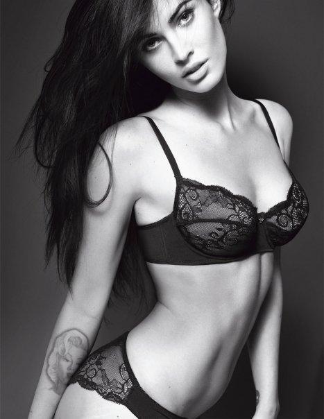 Megan Fox, Emporio Armani