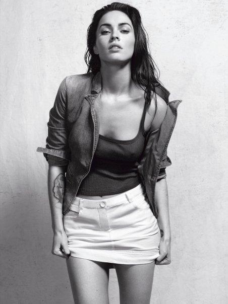 Megan Fox, Armani Jeans