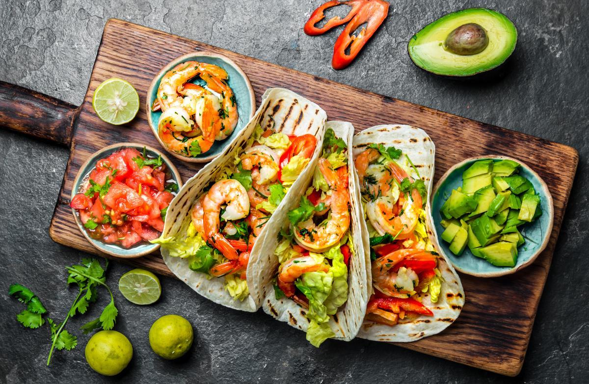 Tacos meksykańskie
