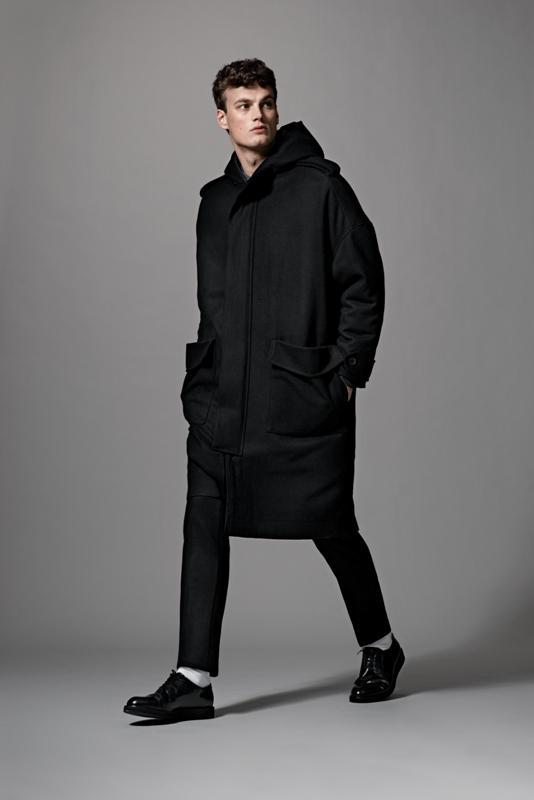 Męska kolekcja H&M na jesień 2013