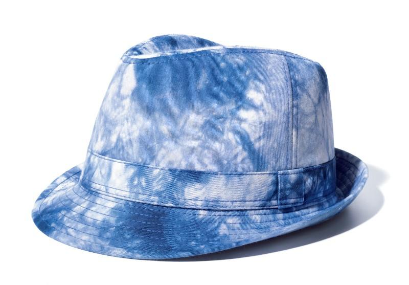 niebieski kapelusz New Yorker - kolekcja wiosenna