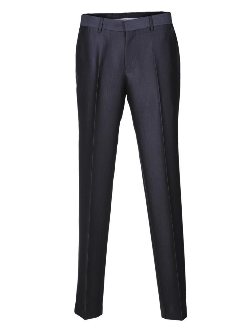 granatowe spodnie Top Secret - z kolekcji wiosna-lato 2011