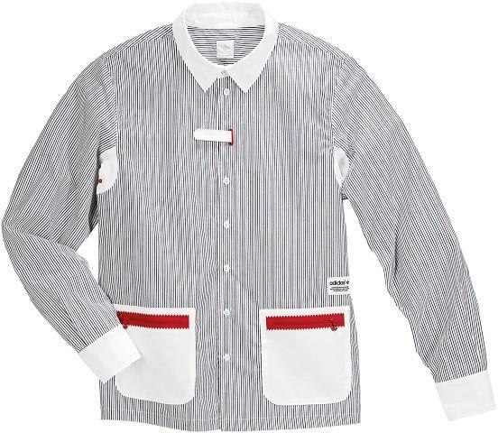 Męskie stylizacje - ubrania wiosna/lato 2010 - Zdjęcie 31