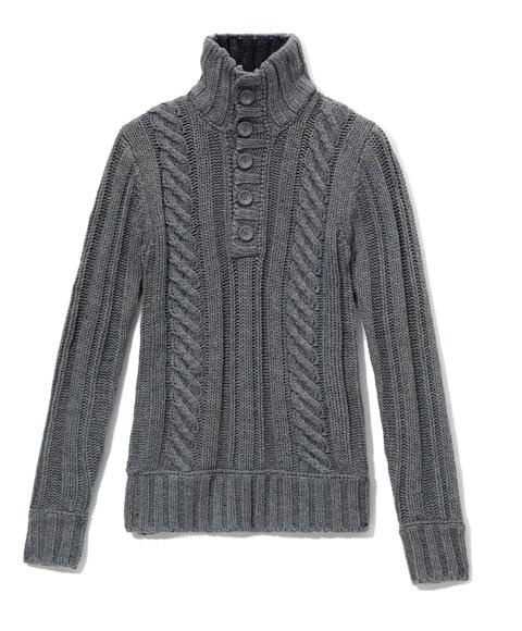 Męskie swetry na jesień - galeria