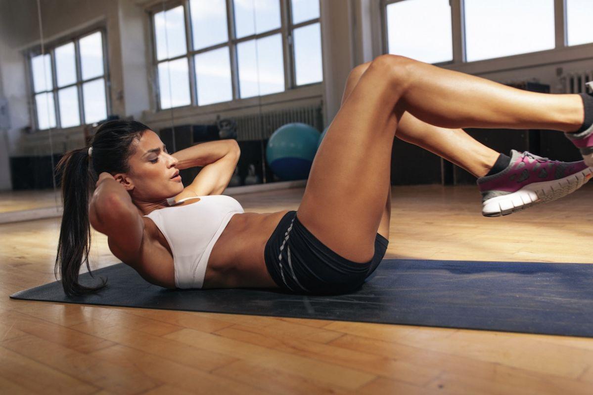 Jakie cwiczenia pomoga schudnac z brzucha