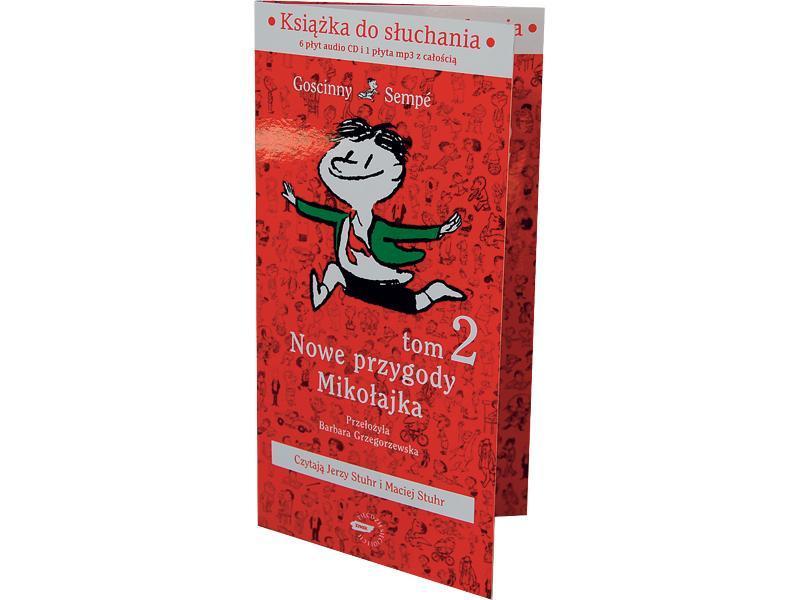 Mikołajek, Przygody, książka