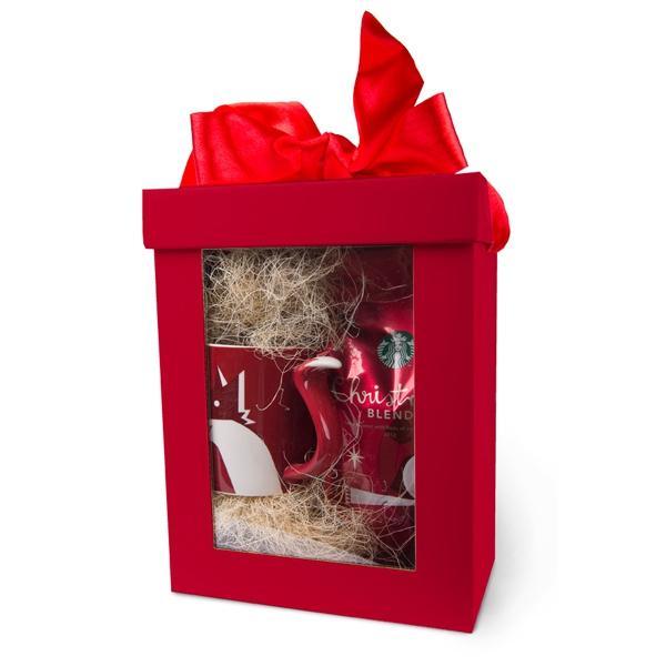 starbucks, zestaw prezentowy, pomysł na prezent, starbucks zestaw, kawa