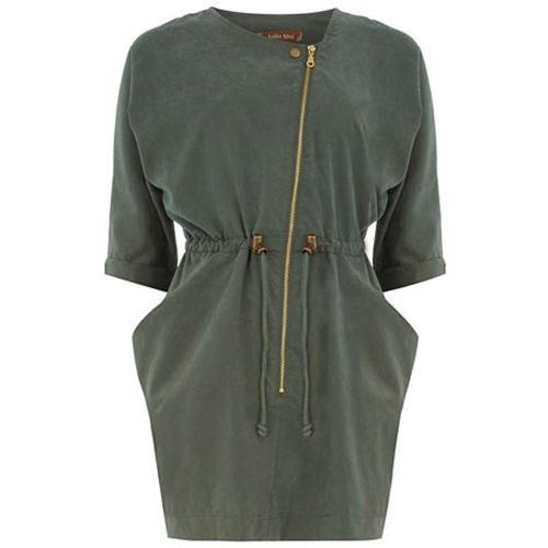 Sukienka w stylu militarnym Dorothy Perkins, ok. 139zł