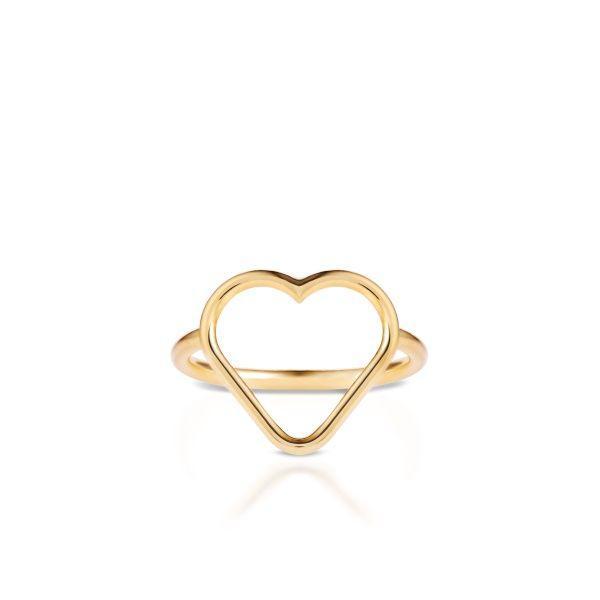 W.KRUK pierścionek, żółte złoto,cena ok. 419zł