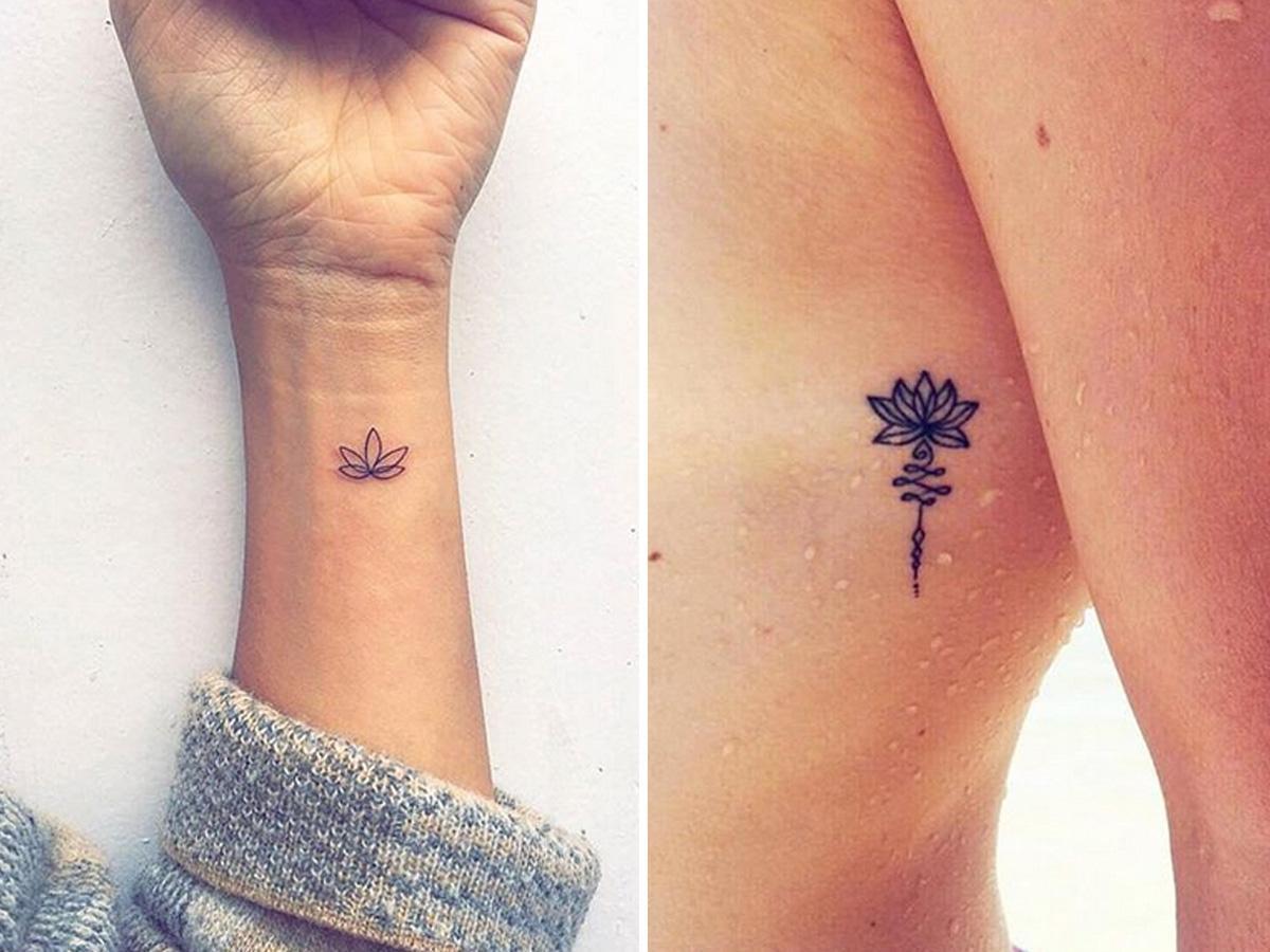 Mini Tatuaże 8 Najpopularniejszych Wzorów Dla Kobiet Pielęgnacja